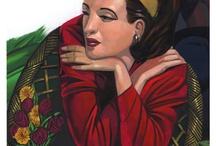 50's Illustrations by von Haeger