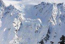 le calme de la montagne