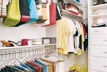 closets / by Susan Wages