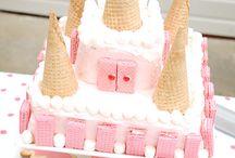 Alia princess cake
