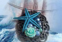 Mermaids / Sea magic