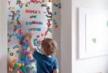 Magnettafel Kinderzimmer