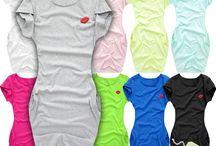 Sukienki i tuniki / Oferta sukienek i tunik damskich. Bogaty wybór fasonów i kolorów.