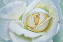 Romance of Roses - Original Paintings on Etsy