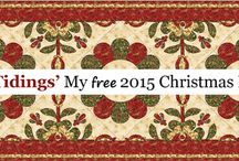 Christmas Quilts & Projects