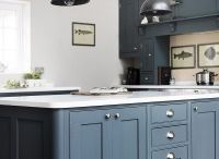 Charles Hedgecock / Charles Hedgecock bespoke painted kitchens from CDC.