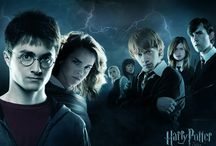 Harry Potter / These films and books are so cool...!