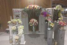 HFD Wedding Fair Stand