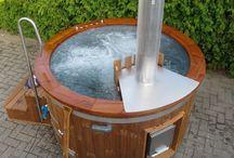 ISBJØRN Hot Tub - Ekstern / www.isbjorn-hottubs.de