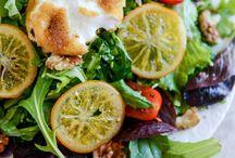 Salads / by Kira Hartgrove