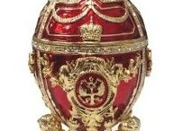 Faberge eggs and more