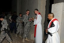 Military Chaplains / everyone needs to know more about military chaplains and their history.