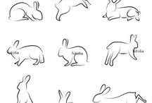 Bunnies, bunnies <3