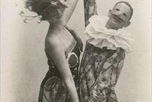 Fashion ~ Vintage Fancy Dress / Costume Ideas