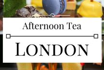 Best Places to have Afternoon Tea in London / The best London afternoon teas to try when visiting London
