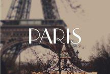 Paris je t'aime / Paris in love