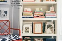 library ideas / by Debbie Graetz