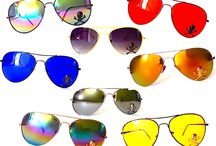 NEW AVIATORS!!! / FROM MOTLEY CRUE TO MAVERICK, EVERYONE NEEDS A PAIR OF THESE LADY KILLERS. SHOP THEM HERE: http://www.gasolineglamour.com/category_s/2099.htm