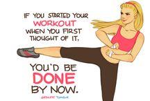 It's all about Fitness! / by Antonia Binkoski