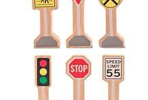 PreK Traffic Signs