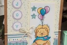 High Hopes Stamps Baby / High Hopes Rubber Stamps Baby Cards & Paper Crafts