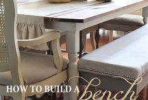 Furniture plans / by Ashley Jordan