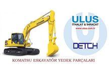Komatsu Hydraulic Excavator Spare Parts / Komatsu Hydraulic Excavator Spare Parts