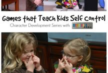 Self Control For Children / www.apositiveparent.net Empowering you to help your children grow!   Self-control has been defined in many ways--as willpower, self-discipline, or conscientiousness.