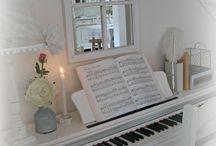 Muziek / Piano