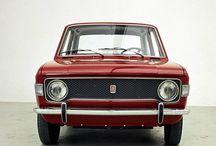 Fiat 128 / Mijn eerste en enige Fiat. Reed als de beste maar kwalitatief uitermate teleurstellend