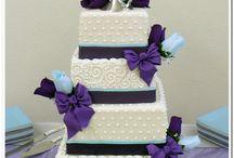 Wedding Food / cake, food, drinks / by Kathy Rodda George