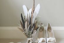Feathers - Celebrations / Inspiration for your wedding, party or event