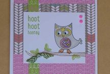 Owl-dorable projects with CTMH / Be inspired by these adorable ideas featuring CTMH owls.