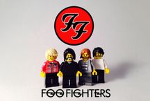 There Goes My Hero / Dave Grohl, Rock God, and the Foo Fighters / by Angélique A.