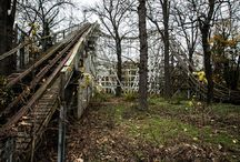 Abandoned Places / Abandoned Places