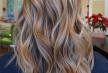 Ciemny blond
