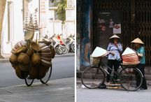 Vietnam - Ideas / We will be in this part of the world and we may spend a bit of time in Vietnam. Here is a list of some of the things we might want to see and do.