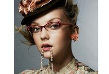Anna Sui eyewear. ( Oprawy okularowe Anna Sui )