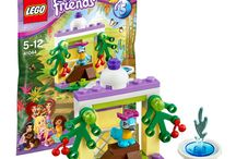 LEGO Friends Animals / LEGO Friends animal packs offer fun animals for the Friends and fun sets to build with bricks to create the animals' habitat.