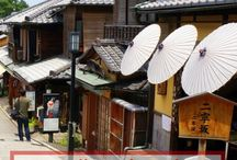Japan Travel / Discover the best travel adventures around Japan - the land of cherry blossoms and sake.