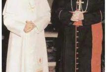 Karol Wojtyła i Papież Paweł 6