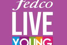 Live Young - Morado / ¡Una #LIVEYOUNG vive sin arrepentimientos!  Descubre qué significa el morado en nuestro LOGO.