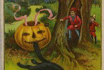 Vintage Halloween / by Pam Grendzinski