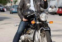 Celebrities and Motorcycles