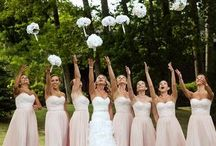 Bridesmaid Dress / All things bridesmaids. Bridesmaids gowns and accessories