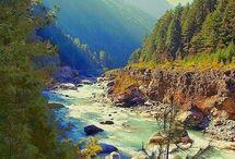 очарование природы