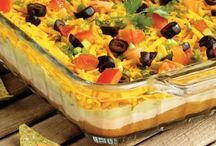 Mexican-recipes / by Amy Hackley