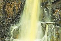 Waterfalls / О водопадах