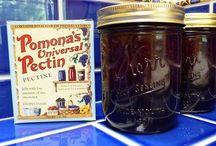 Healthy Jam / Low sugar or no sugar jam recipes using Pomona's Universal Pectin