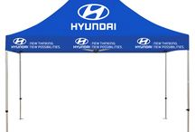 10X15 Printed Canopy Tent